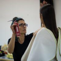 סיוון מדמוני, מעצבת שיער ושגרירה בחברת שוורצקופף פרופשיונל