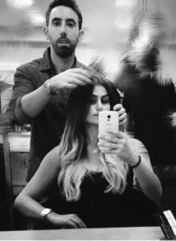 מעצב השיער גיא אדרי- רמת השרון