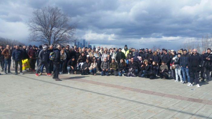 """170 מעצבי שיער מהמובילים בישראל, טסו למוסקבה ולקחו חלק בסמינר של """"שוורצקופף פרופשיונל"""""""