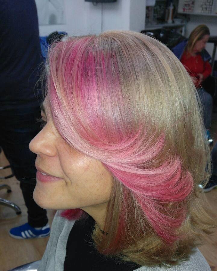 צבעי שיער מיוחדים רפאל אוסמו נהריה
