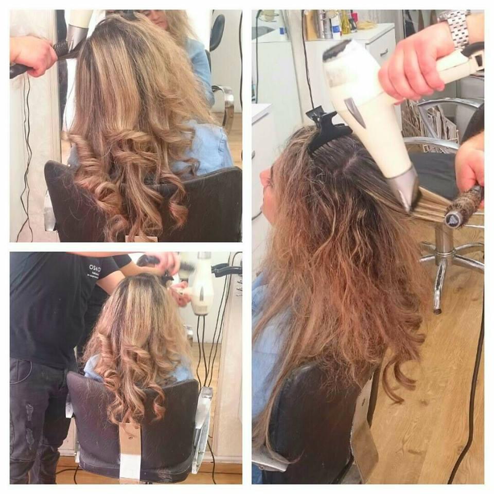 עיצוב שיער מקצועי בנהריה רפאל אוסמו