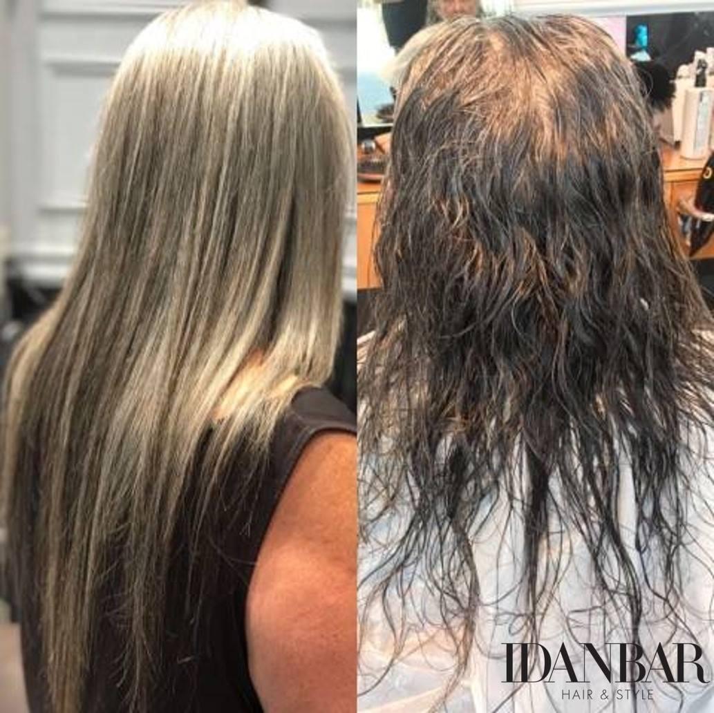 איזו החלקת שיער תתאים לשיערך? עידן בר, מעצב שיער ומדריך בחברת שוורצקופף פרופשיונל