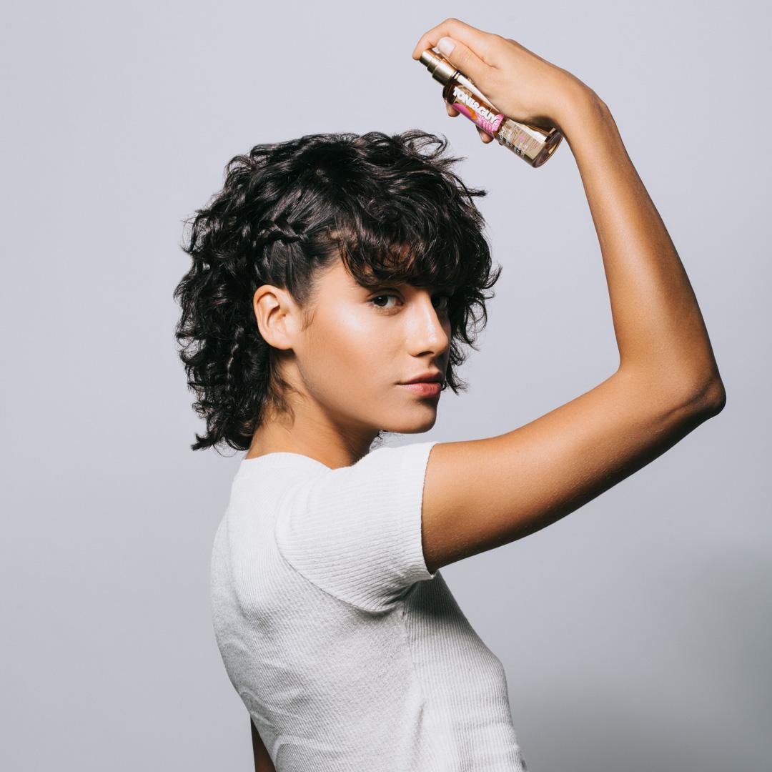 חדש ממותג טיפוח השיער הבינלאומי TONI&GUY :  בושם לשיער