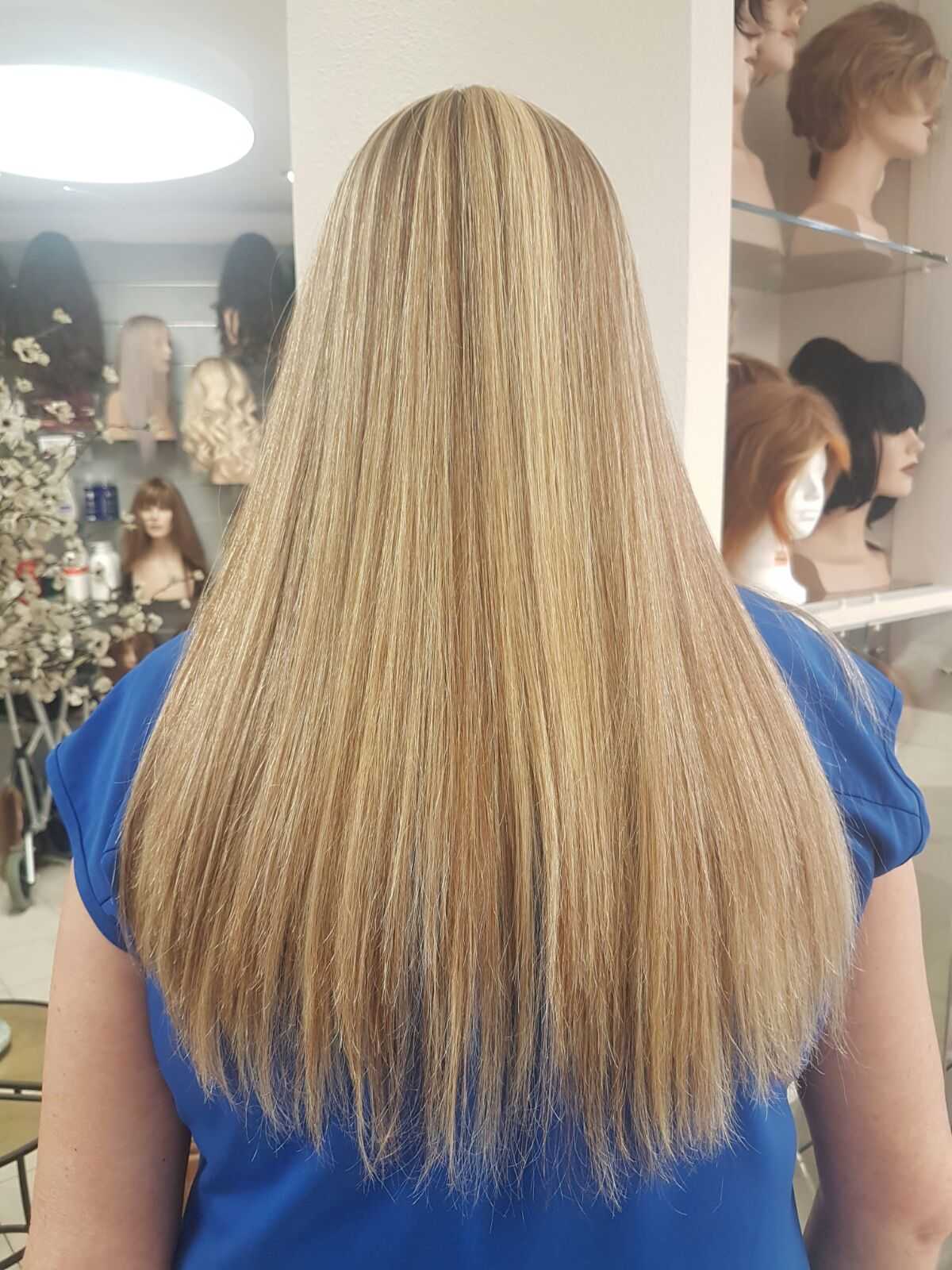 תוספות שיער בקליפסים – השיטה הבריאה לתוספות שיער