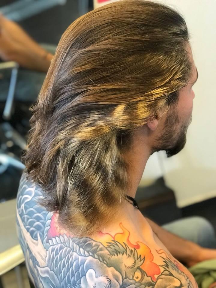 סיוון מדמוני FOXI טכניקת צביעת שיער ברבדים