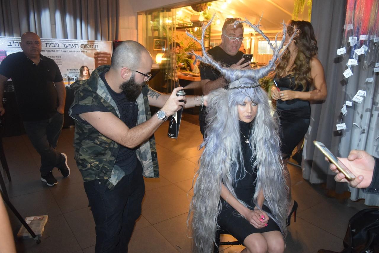 מעצבי השיער נדב ועמית סונגו