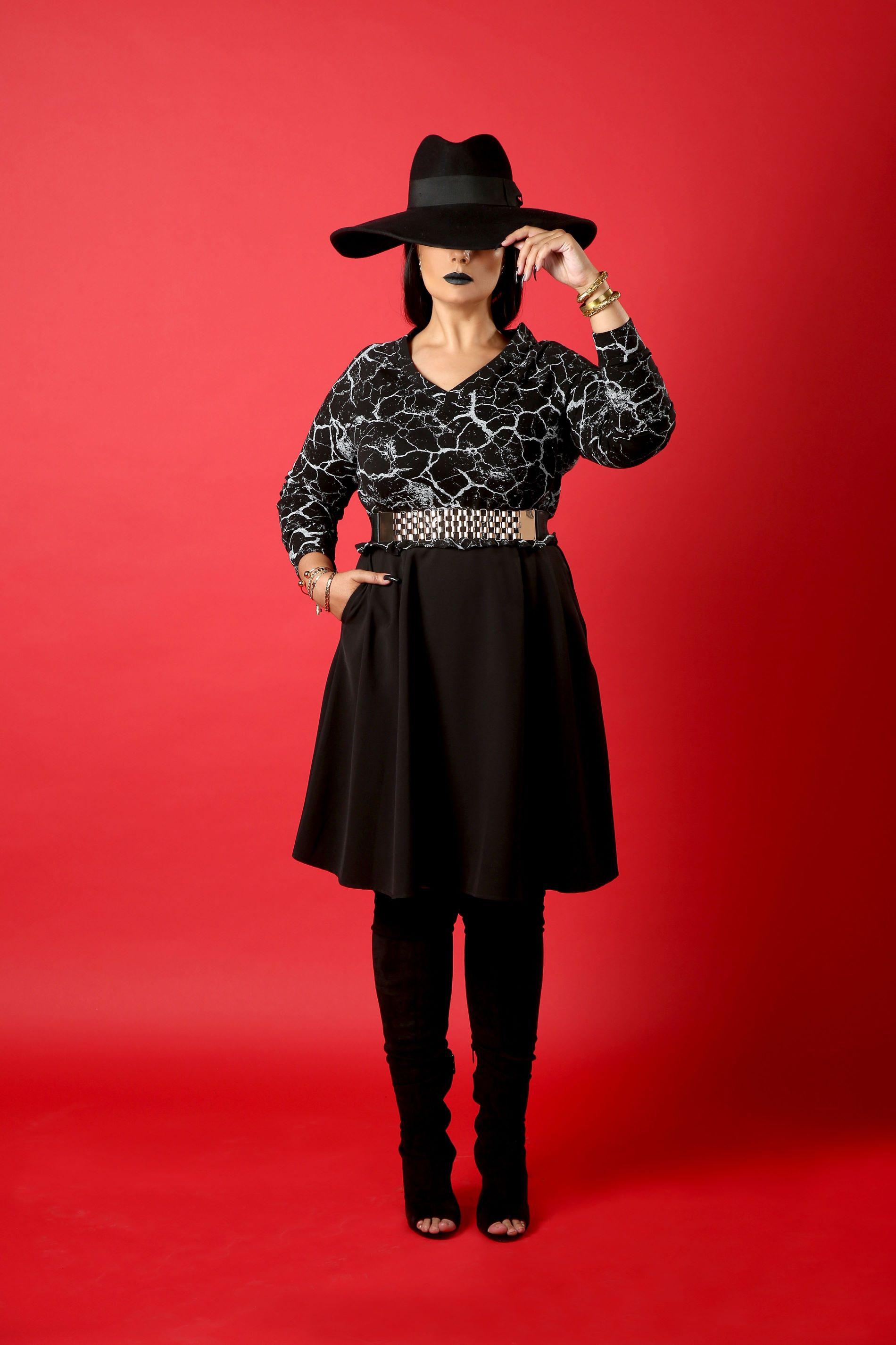 טליה לשבוע האופנה למידות גדולות 21-24.11 יד חרוצים 11 תל אביב צילום נעמי ים סוף