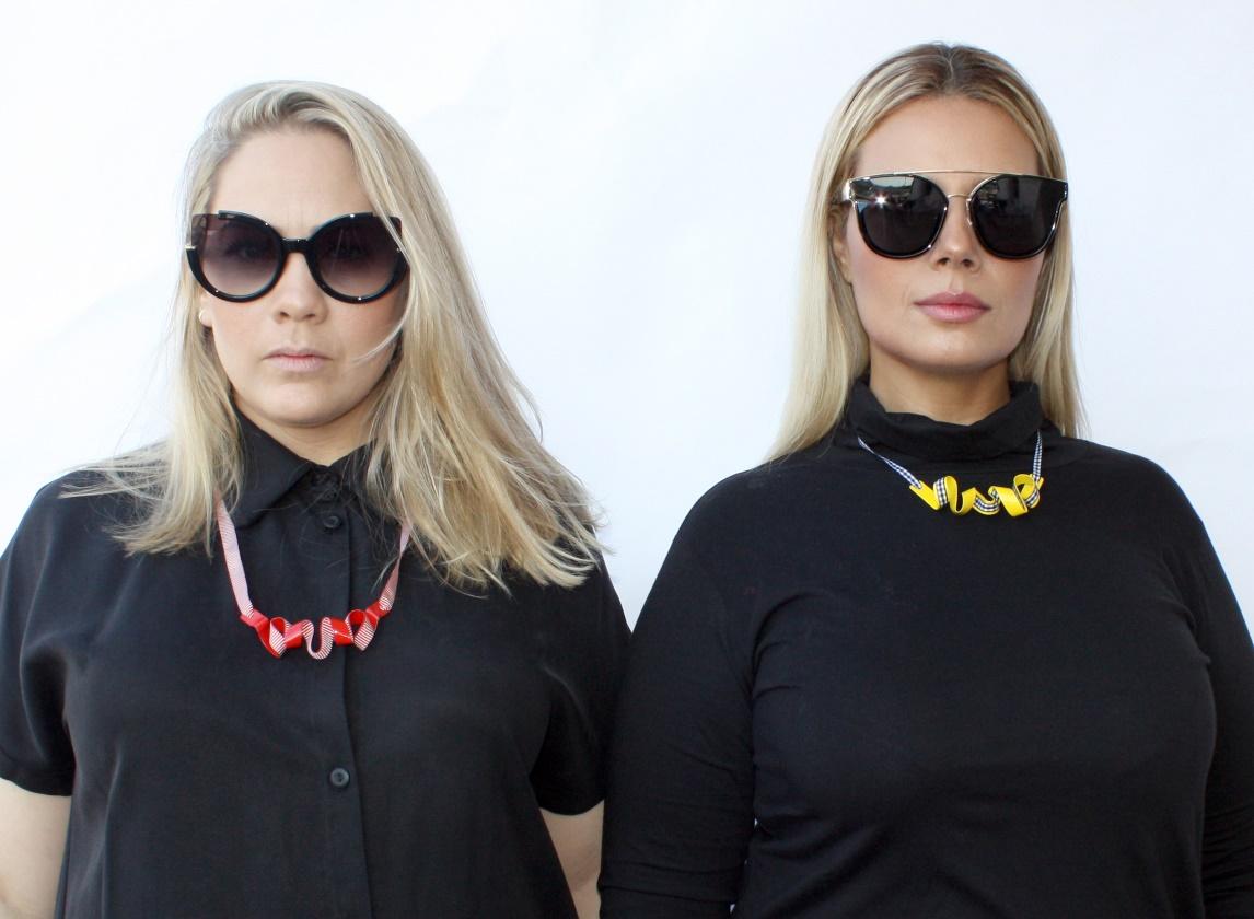 שבוע האופנה למידות גדולות. 21-24.11 יד חרוצים 11 תל אביב תכשיטים של GIOIELLI BY LIAT משקפי שמש VINTAGE ORIGINAL צילום יחצ