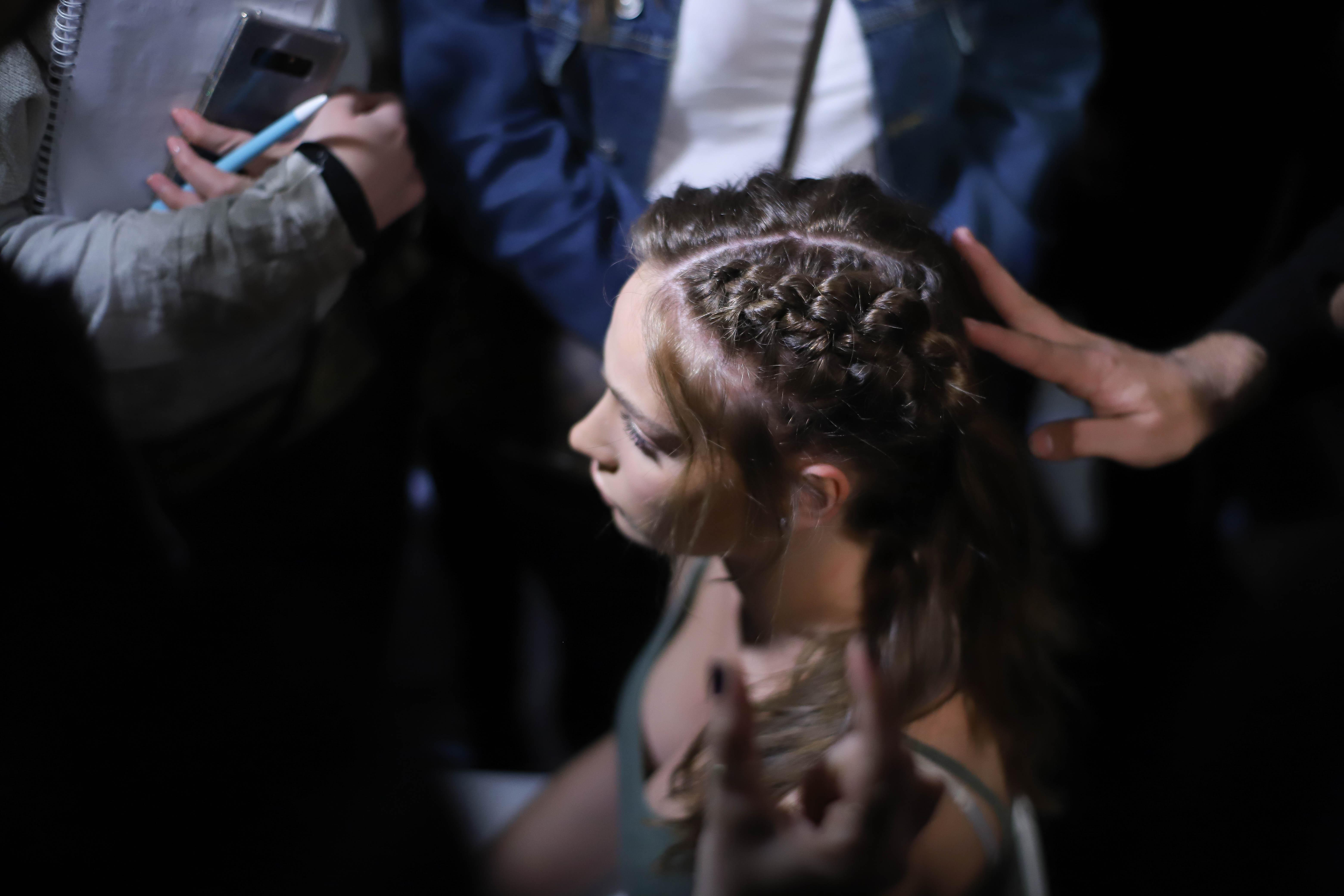 שוורצקופף פרופשיונל בשיתוף פעולה אסטרטגי עם מעצב השיער חן מוגרבי צילום- פיפל פוטוגרפי.