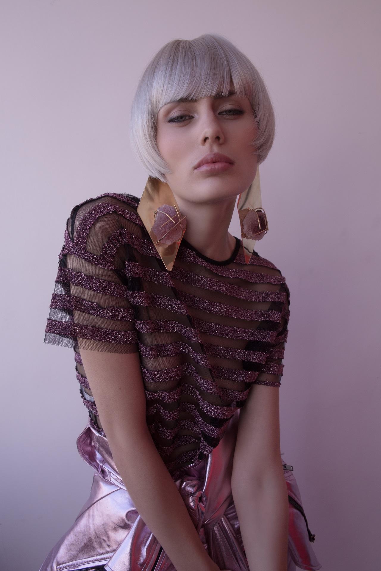 מעצב השיער ניסים פרץ זכה בתחרות השנתית the look