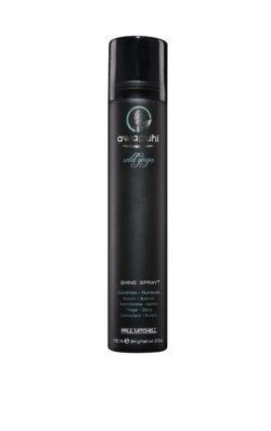 shine spray-ספריי מבריק מחיר 149 שח ל-125 מל צילום יחצ חול פול מיטשל