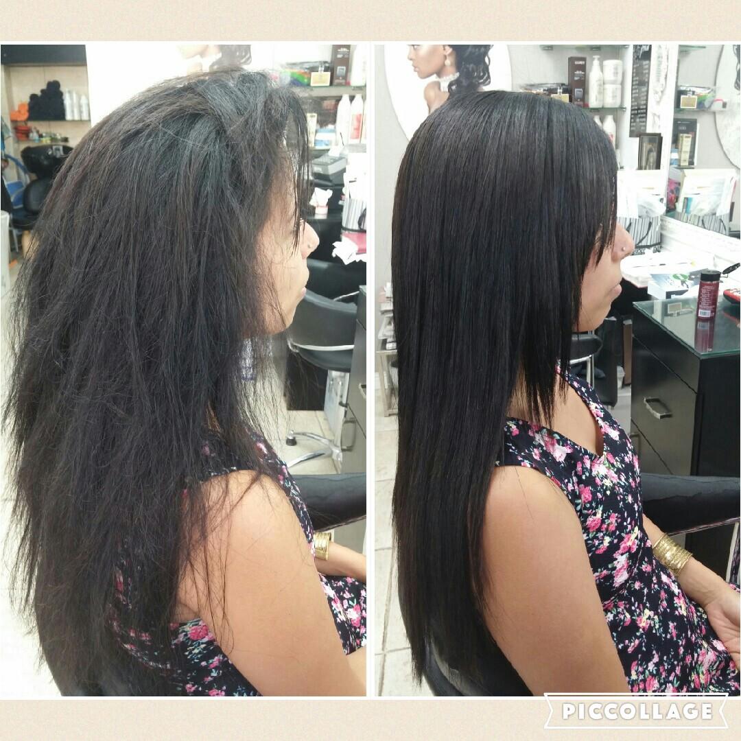 החלקת שיער יפנית בחולון