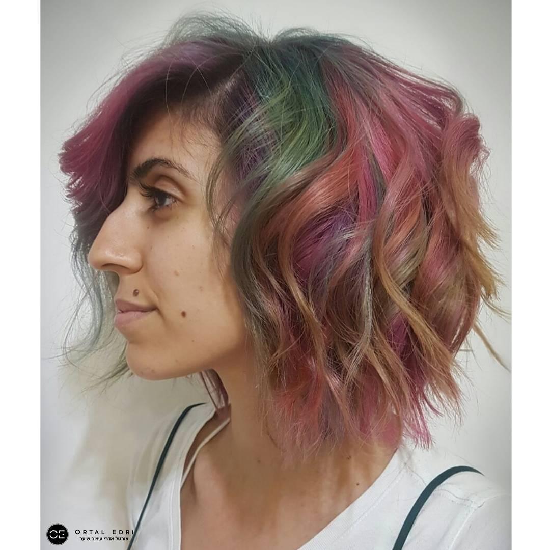 אורטל אדרי צבעי שיער גלקסי בעפולה