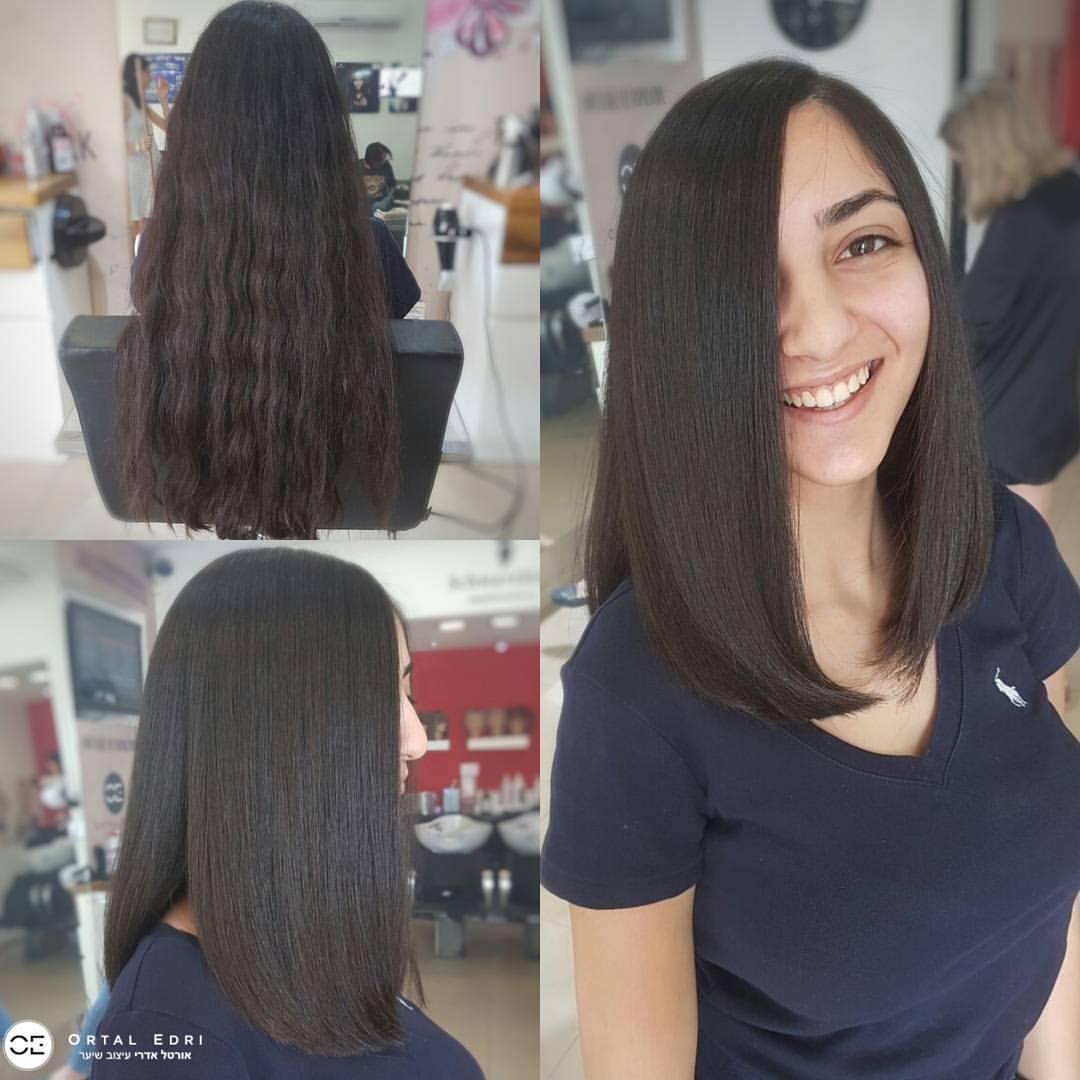 אורטל אדרי החלקת שיער מקצועית בעפולה