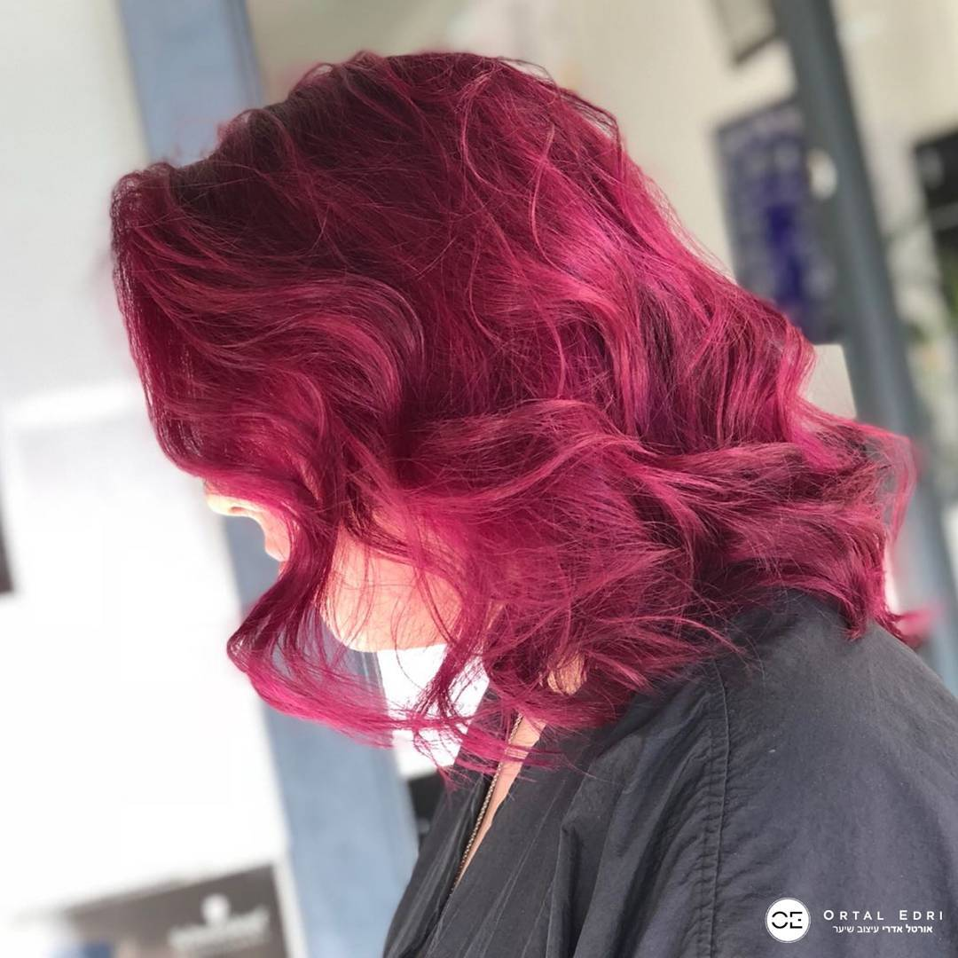 צבעי שיער גלקסי בעפולה אורטל אדרי