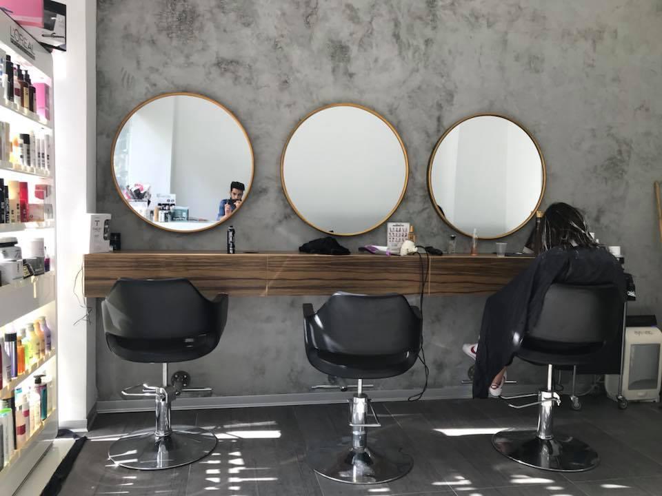 יוני סלסי עיצוב שיער בתל אביב