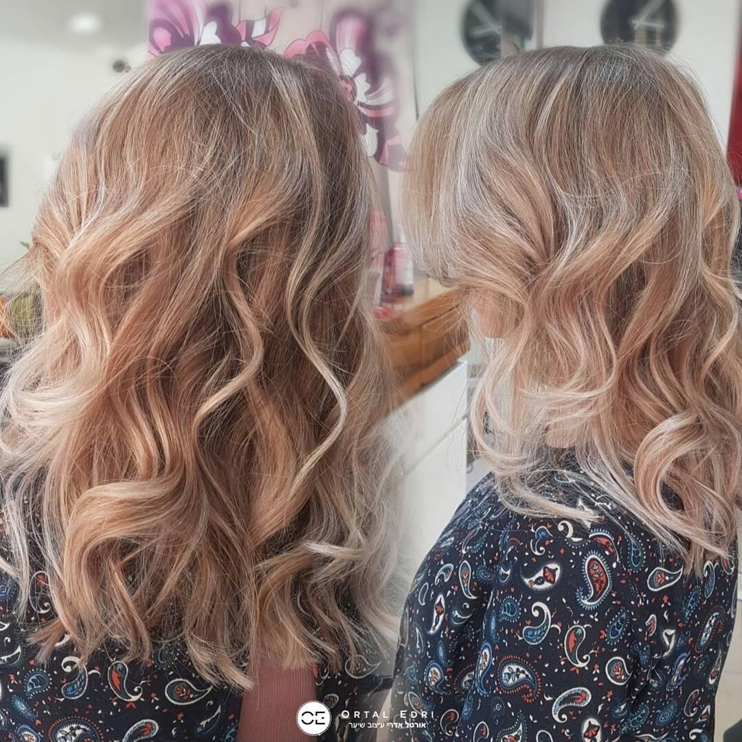 תוספות שיער איכותיות בעפולה אורטל אדרי