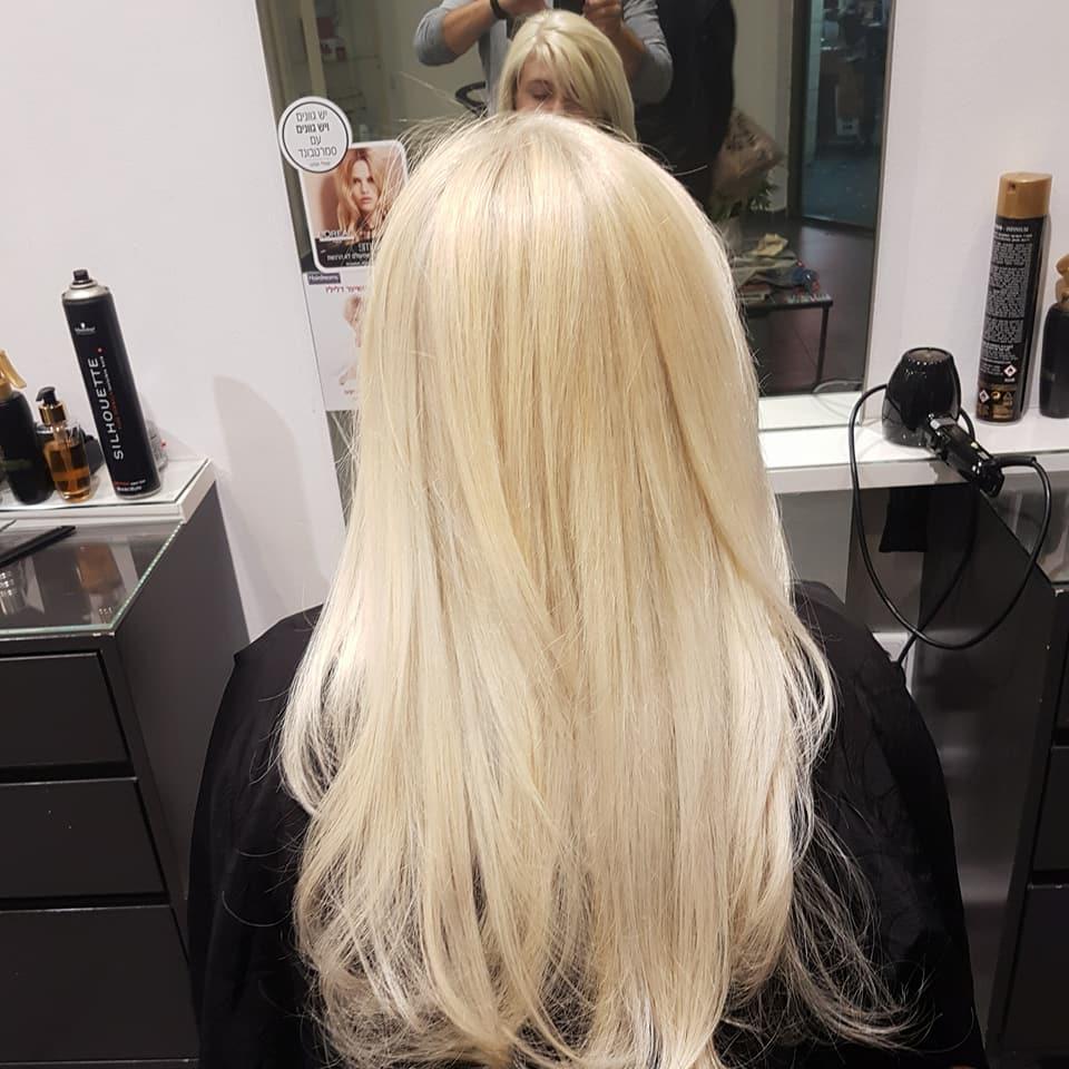עופר חן עיצוב שיער