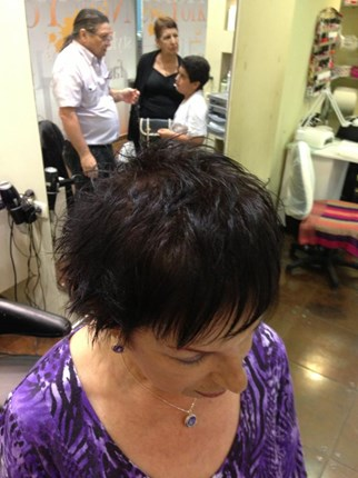 הדמיית שיער לנשים יורם בן עמי ראשון לציון