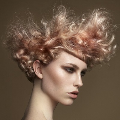 MODERN NUDE Hair by Isobel Eaton Photography: Richard Miles