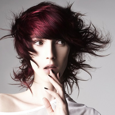 TECTONICS Hair by Daniel Couch and Ashleigh Maybank Photography: Richard Miles