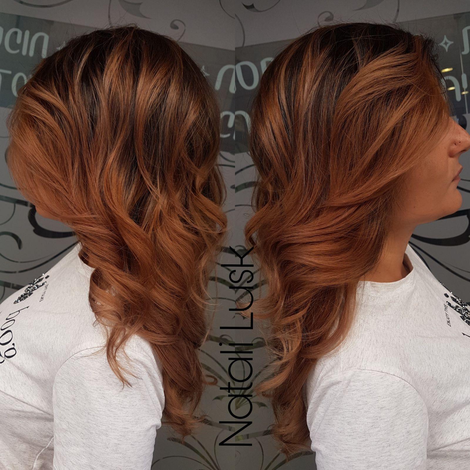 צבע שיער טבעי מקצועי בקרית אתא נטלי לוסק