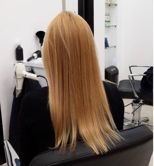 החלקת שיער אורגנית ברמת השרון