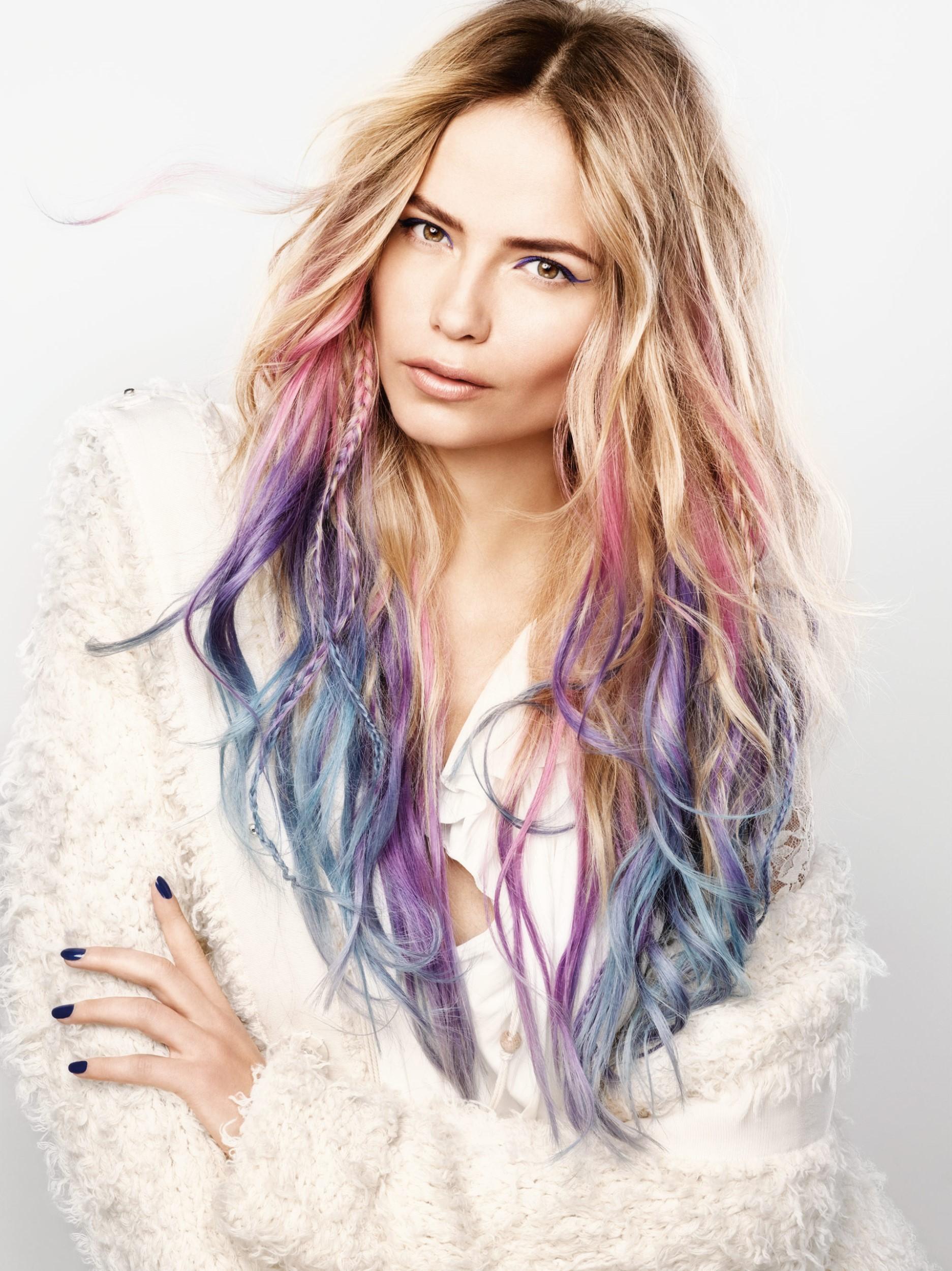 ספריי לשיער בצבעים נועזים קולוריסטה לוריאל פריז מחיר 34.90 שח צילום יחצ חול (6)