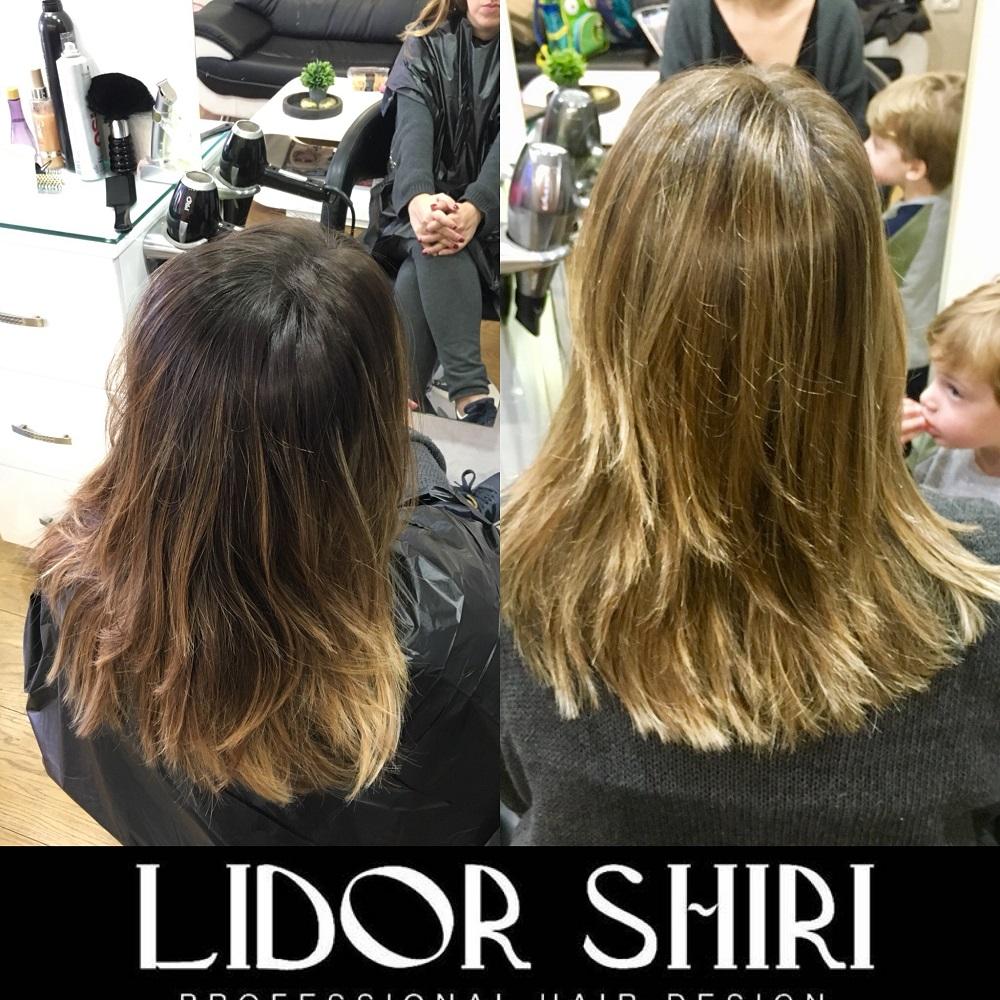 צבעי שיער ברמת השרון