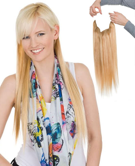 תוספות שיער קליפסים ברמת גן