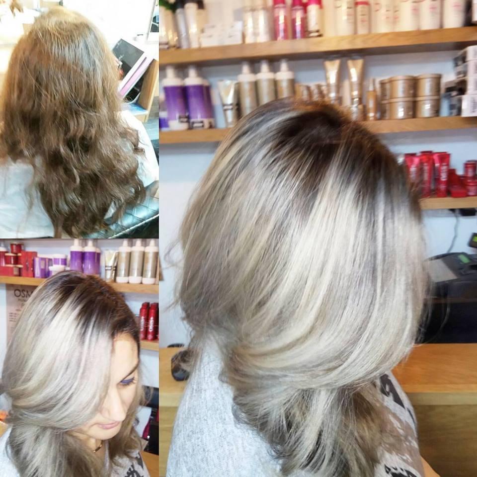 המהפך של רפאל אוסמו מעצב השיער מנהריה