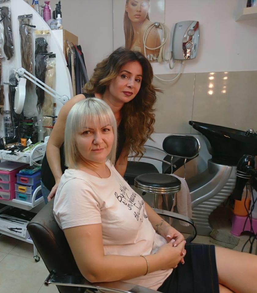 מרינה חנוכייב מעצבת שיער בעכו