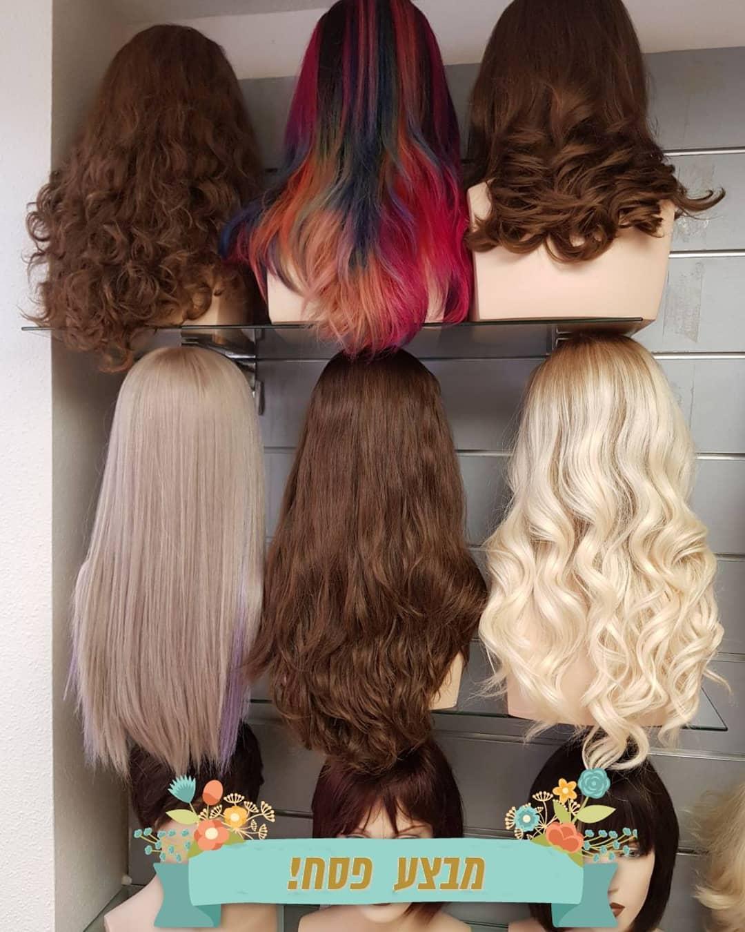 חברת רבקה זהבי Hair Fashion הגדולה והמובילה בתחום הפאות ותוספות השיער