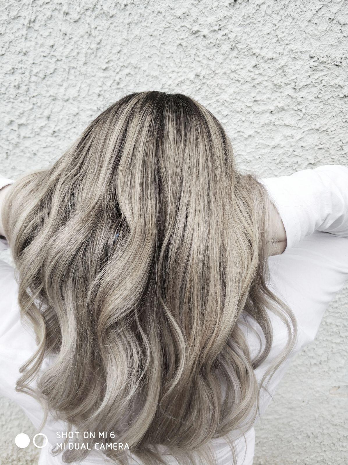עיצוב שיער מקצועי אצל ברק בשיער