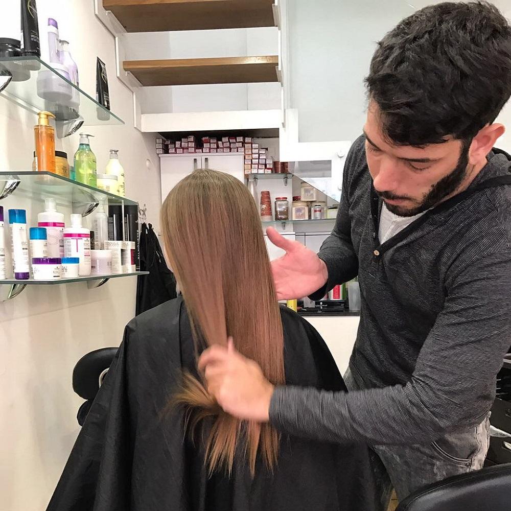 תספורת נשים לשיער חלק