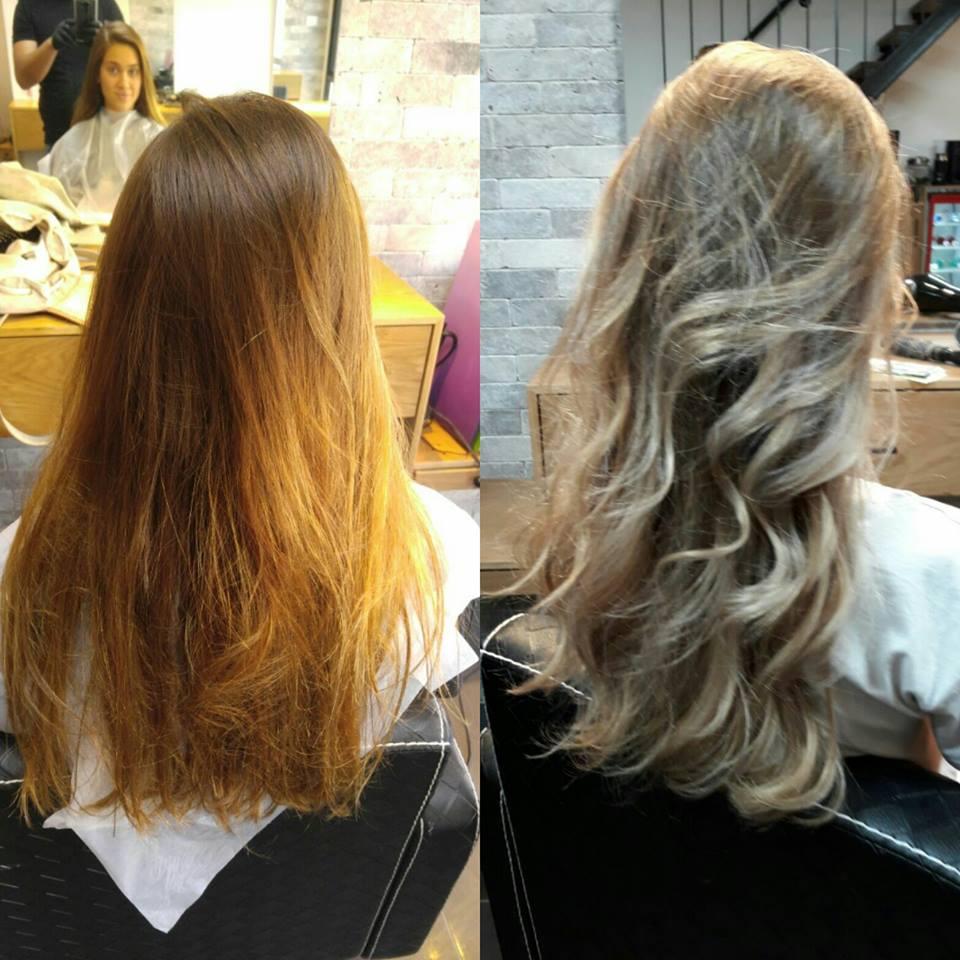 החלקות שיער או תוספות שיער בנהריה – רפאל אוסמו הוא מעצב השיער שיעניק לך מראה שיער מושלם לחג.