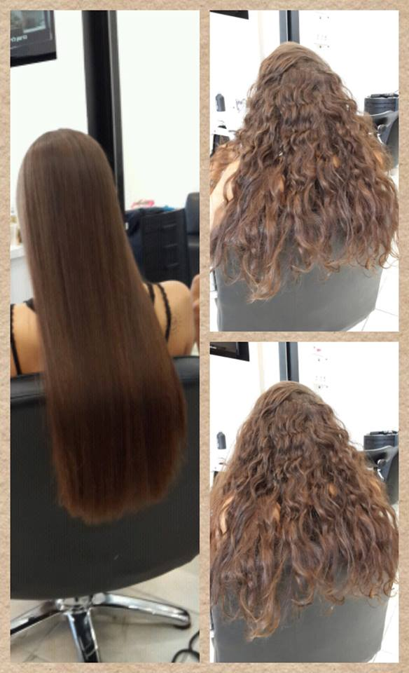 מעצבי השיער אסף סיבוני ויחיאל שושן ממספרת AY ברמת השרון