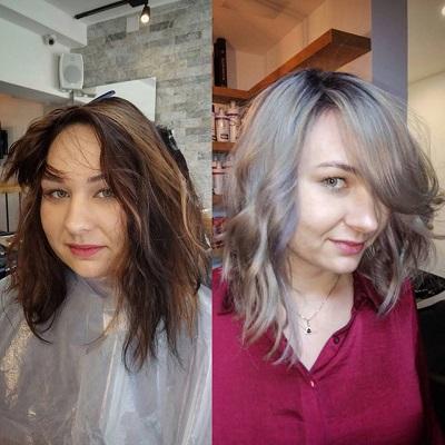 תמונות מראות שיער אביב קיץ 2018 – רפי אוסמו – נהריה
