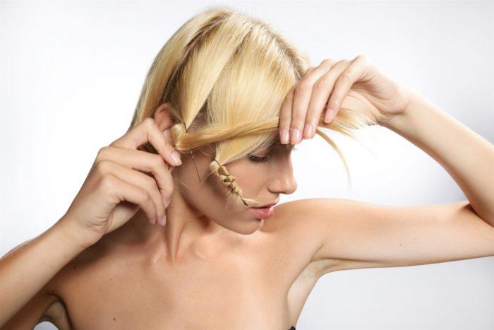 טיפים פול מיטשל לשיער בלונד צילום יחצ חול
