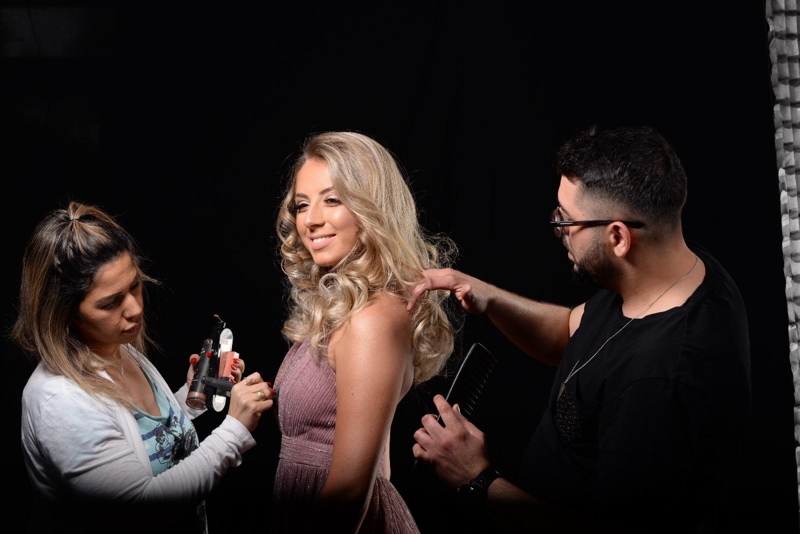 הילה מנטל הפקת שיער מקצועית בקצרין