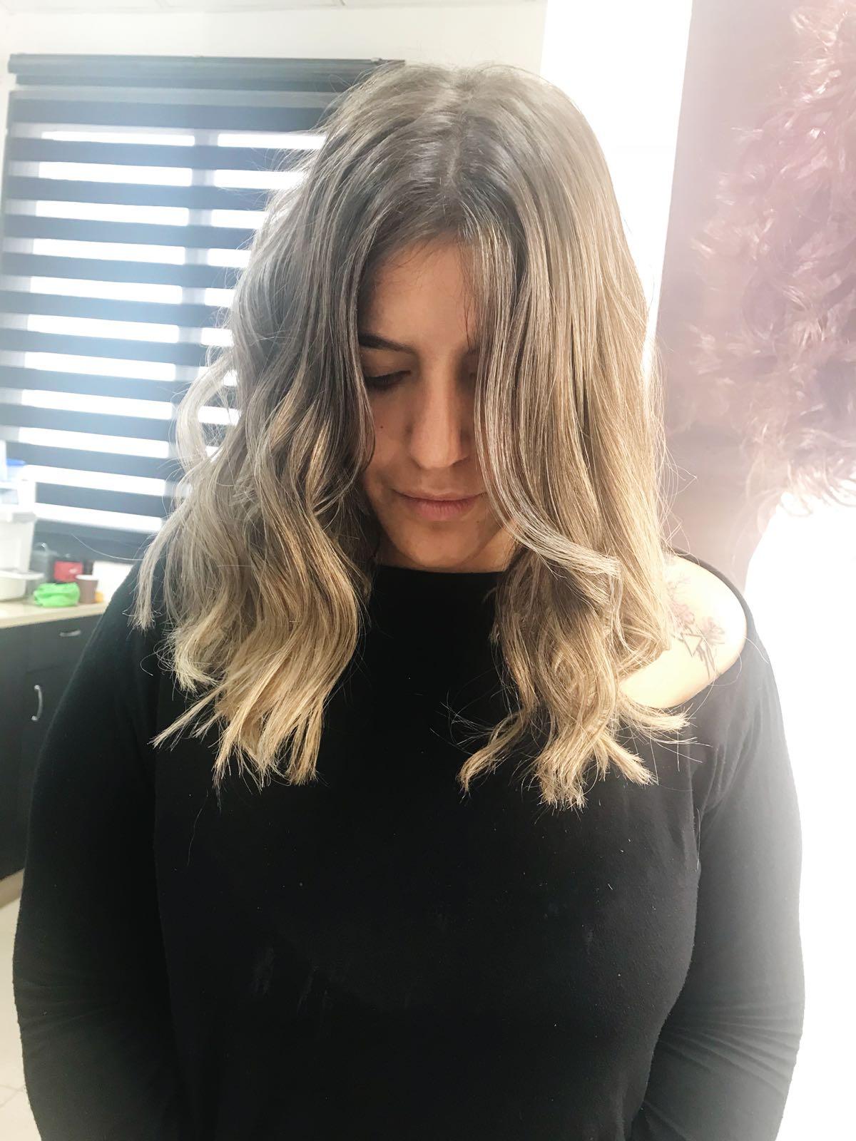 צבעי שיער בקצרין שימי מנטל