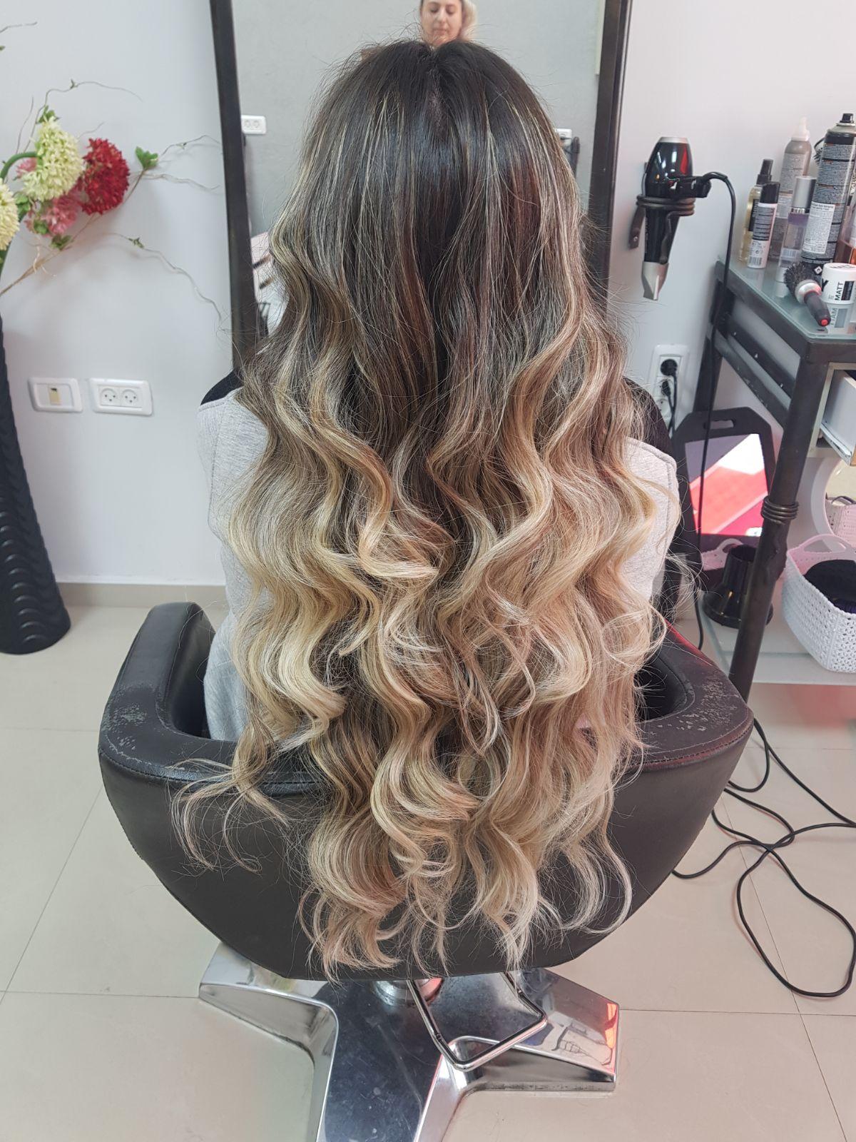 בליאז מקצועי לורן עיצוב שיער