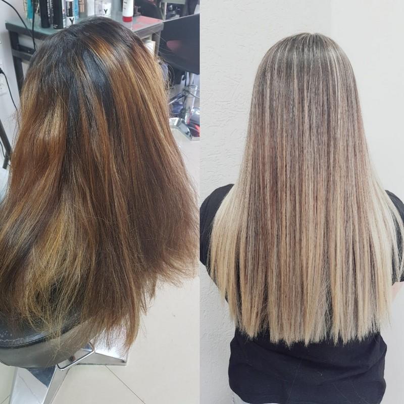 עיצוב שיער בקרית גת