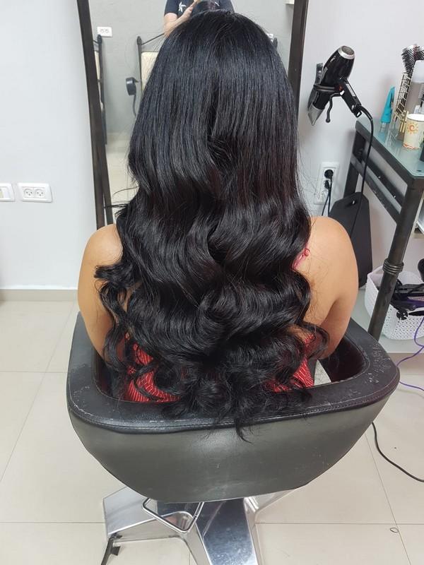 לורן הייר סלון עיצוב שיער בקרית גת
