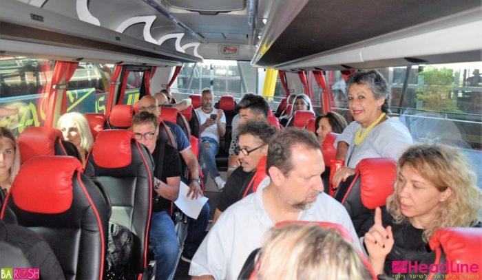 יומן מסע אלפא פארף 2018 ספרד