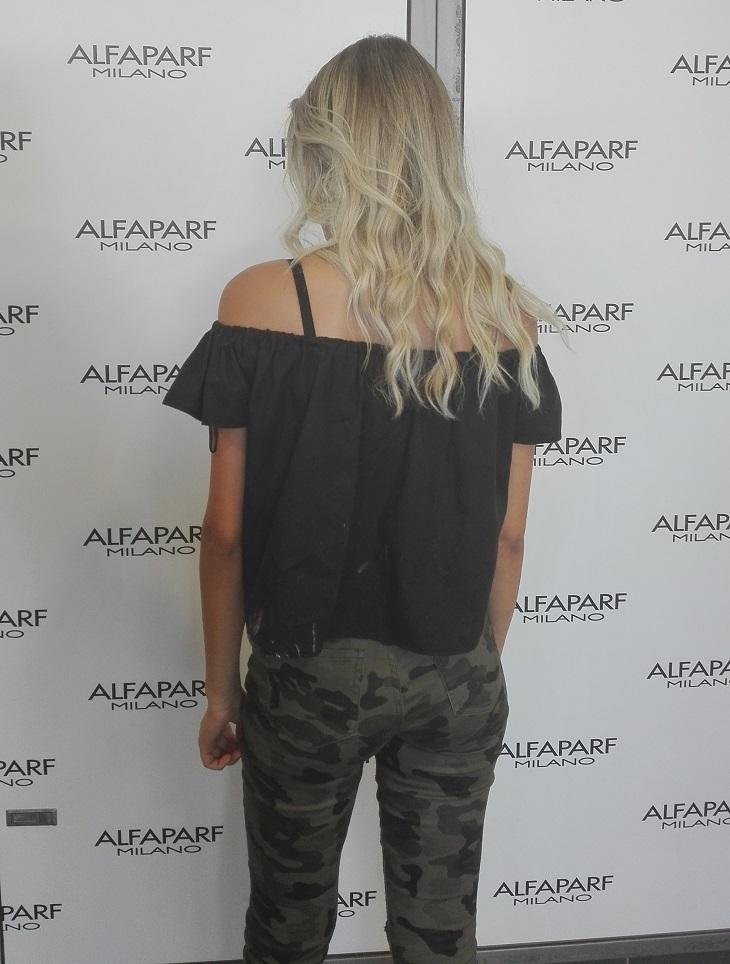 ארז אברהם סמינר צבעי ALFAPARF MILANO