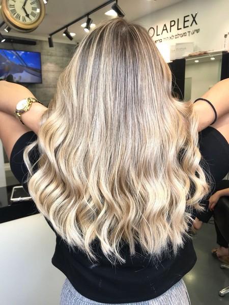 צבעי שיער טבעיים באשדוד מאווה מור יוסף