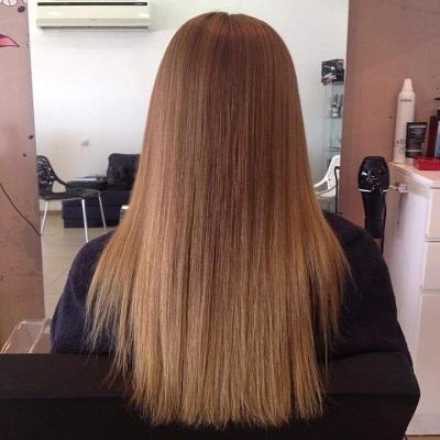 החלקות שיער במספרת אורטל אדרי