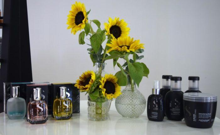 השקת מוצרי טיפוח לשיער SEMI DI LINO הסדרה השחורה