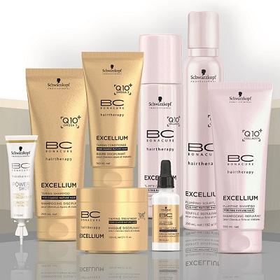 סדרת מוצרי BC EXCELLIUM Q10+